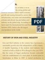 Iron and Steel Ppt