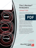 QE PDALifeview Analysers