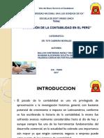 Diapositivas Evolucion de La Contabilidad en El Peru (Final)