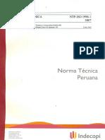 NTP-ISO 1996-1 2007 (RUIDO)