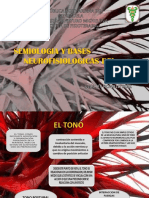 Bases Neurofisiologicas Del Tono