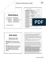 MN - 2013b - 1 Metodos Num - Matlab2013_2