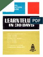 Learn Telugu in 30 Days Preview.pdf