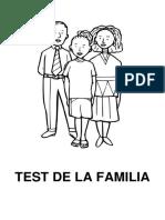 Test de La Familia Resumen