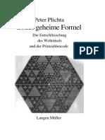 Plichta, Peter - Das Primzahlkreuz