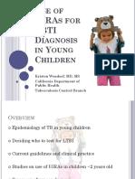 CTCA2_IGRA in Young Children
