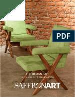 Saffronart Design Sale April 2017