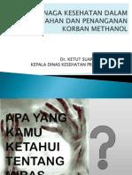 Materi Methanol
