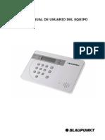 SA2700 Blaupunkt (Manual Español)
