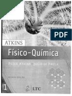ATKINS Físico-Química - V1 Pb