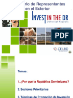 PPT Invest in the DR