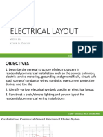 Module 8 - Electrical Layout