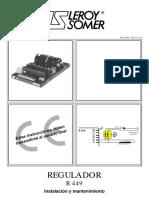Leroy Somer R449.pdf