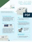 DP-A120 Duplicator Brochure