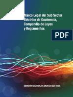 LEY GENERAL DE ELECTRICIDAD Y REGLAMENTOS.pdf