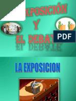 La Exposicion y El Debate