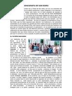 Monografía de San Isidro