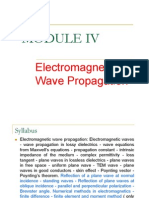 EMT Electromagnetic Theory MODULE IV