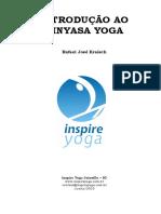 Introducao Ao Vinyasa Yoga - Rafael Jose Kraisch