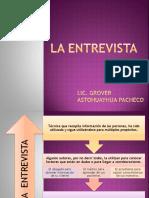 LA-ENTREVISTA PARTE 1.pptx