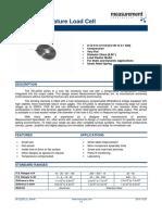 Datasheet Sensor Comprensión Resorte