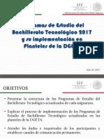 Presentación Dgeta Pe