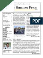 Water Hammer Press