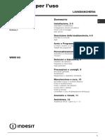 Indesit Manual