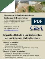 1-GREGORY MORRIS -ESP- Sedimentación de Embalses-Presentación CNO-Mayo 2015.pdf