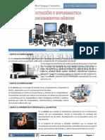 Computación e Informática - Conocimientos Básicos