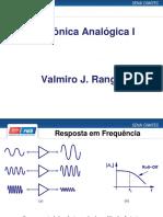 04 - Modelo Alta Frequência MOSFET - TBJ