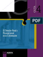 EL DERECHO PENAL Y PROCESAL PENAL EN LA CONSTITUCION.pdf