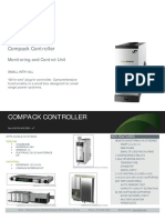 Datasheet Compack Controller