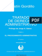 Tratado de Derecho Administrativo - Agustín Gordillo (TOMO IV)