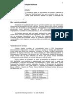 Apostila Metrologia Química