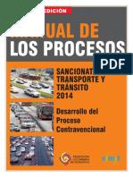 Manual de Procesos 2014