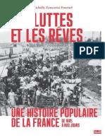 Les Luttes Et Les Rêves - Une Histoire Populaire de La France de 1685 à Nos Jours - Michelle Zancarini-Fournel