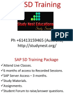1 Introduction to ERP and SAP