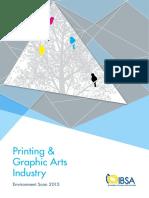 IBSA Environment Scan 2015 Printing and Graphic Arts