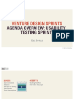 Overview Usability Testing Sprint (Web)