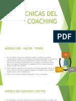 Técnicas Del Coaching