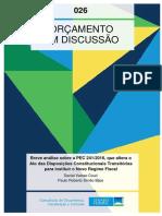 Breve análise sobre a PEC 241.pdf