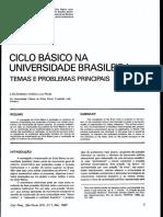 - Paixão-Gardenal. Ciclo Básico Na Universidade Brasileira, p.1-5