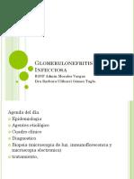 Glomerulonefritis pos Infecciosa Admin.pptx