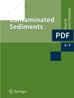 Water Pollution Part 5T The Handbook of Environmental Chemistry _ Water Pollution) John Cairns Jr. (auth.), Tarek A. Kassim, Damià Barceló (eds.)-Contaminated Sediments-Springer Berlin Heidelberg (20
