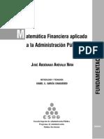 Matematica_Financiera Administración Publica
