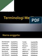 Terminologi Medik (Mata)