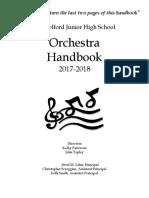 shackelford orchestra handbook 2017