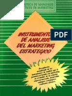 DIAZ DE SANTOS - Instrumentos de Mk estrategico.pdf