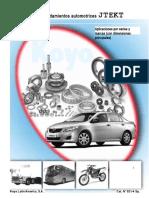 Rodamientos Automotrices de Aplicaciones Por Series y Marcas2
